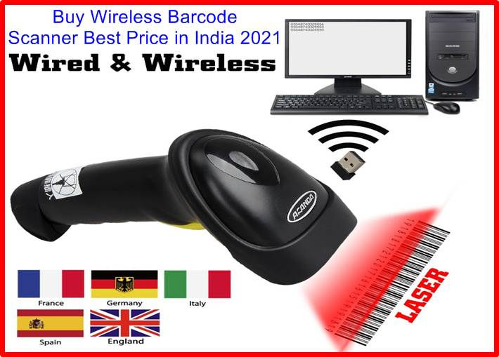 Barcode Scanner Price