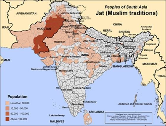 Jat Muslim traditions in Pakistan