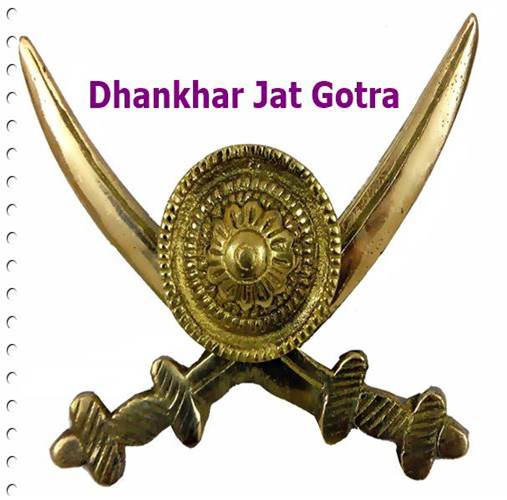 Dhankhar Jat Gotra