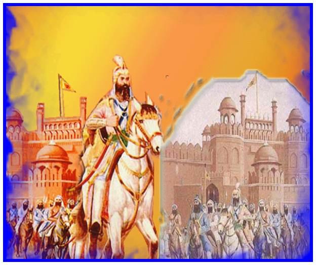दिल्ली है बहादुर जाटों की