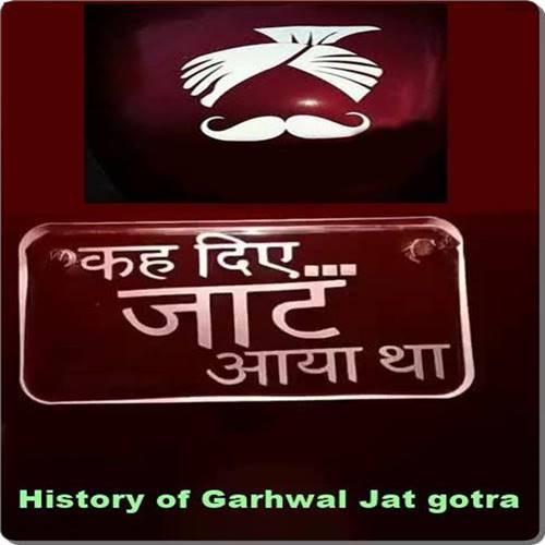 History of Garhwal Jat gotra