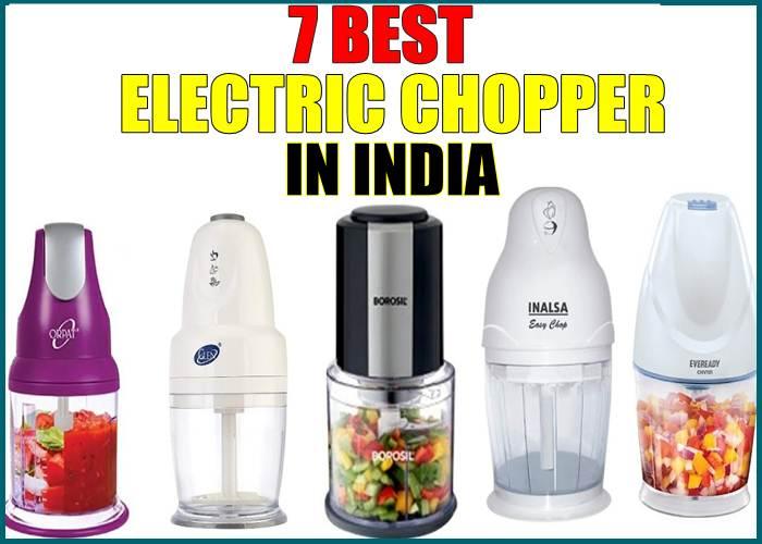 BEST ELECTRIC CHOPPER