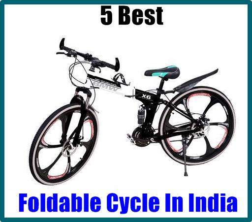 Best Foldable Cycle