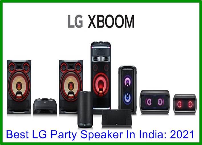 LG Party Speaker