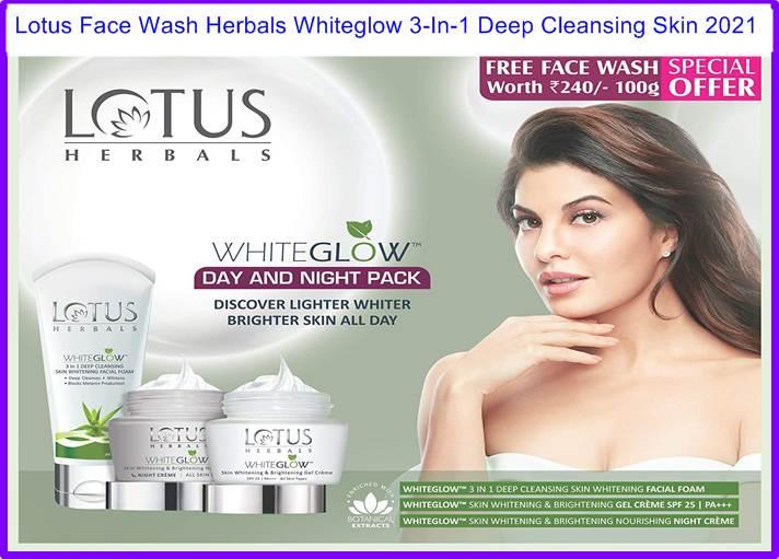 Lotus Face Wash