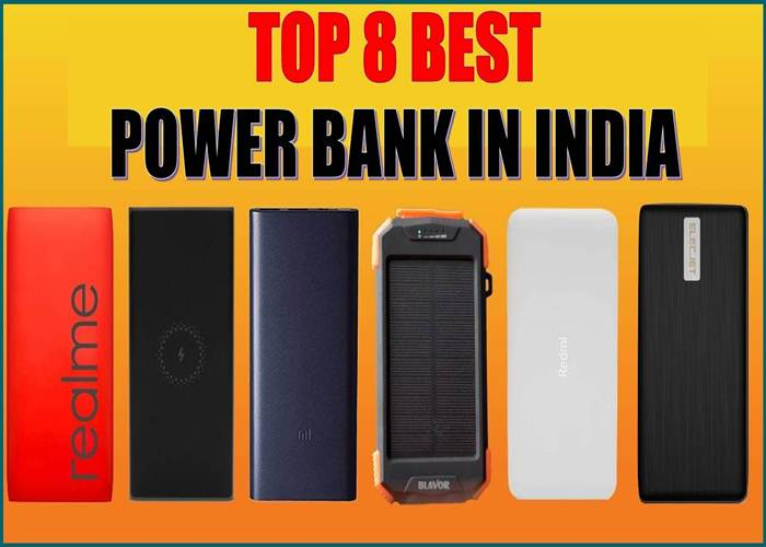 POWER BANK IN INDIA
