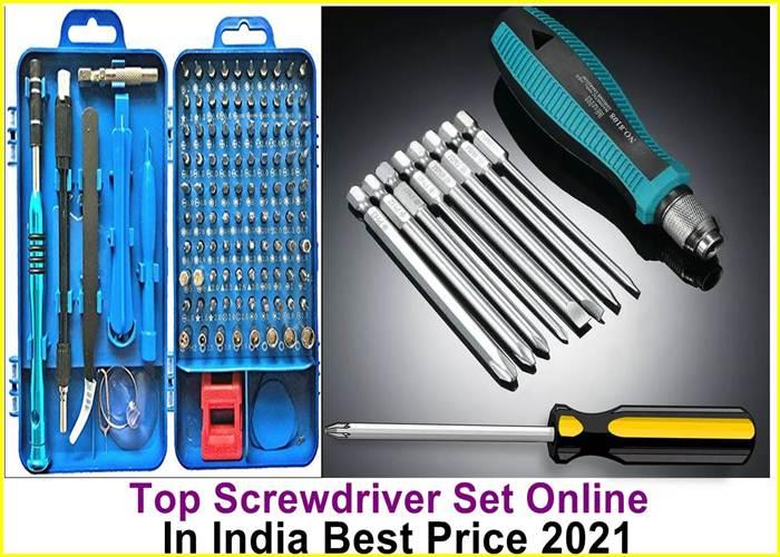 Screwdriver Set Online