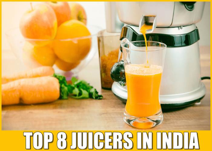 TOP JUICERS IN INDIA