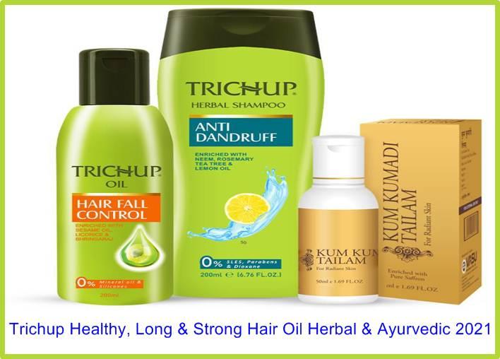 Trichup Hair Oil