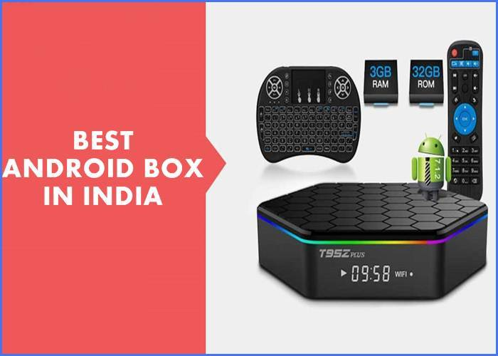 BEST ANDROID BOX IN INDIA