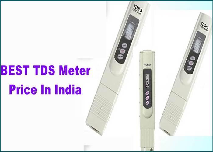 BEST TDS Meter Price