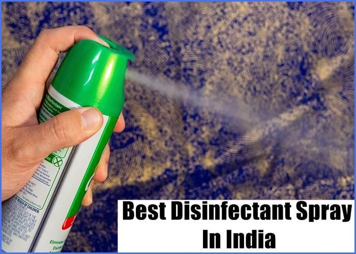 Best Disinfectant Spray In India