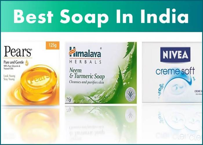 Best Soap In India