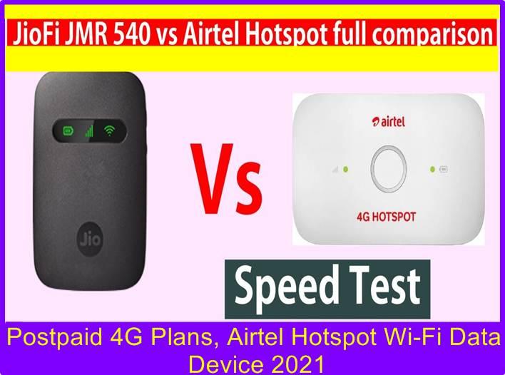 Airtel Hotspot