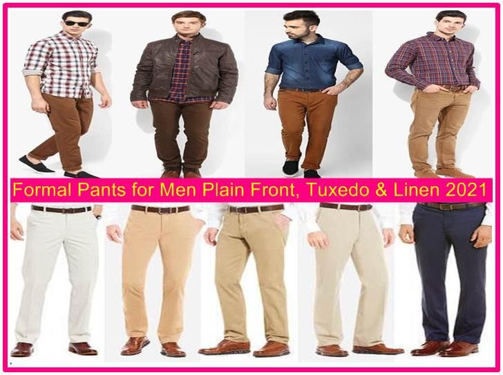Formal Pants for Men