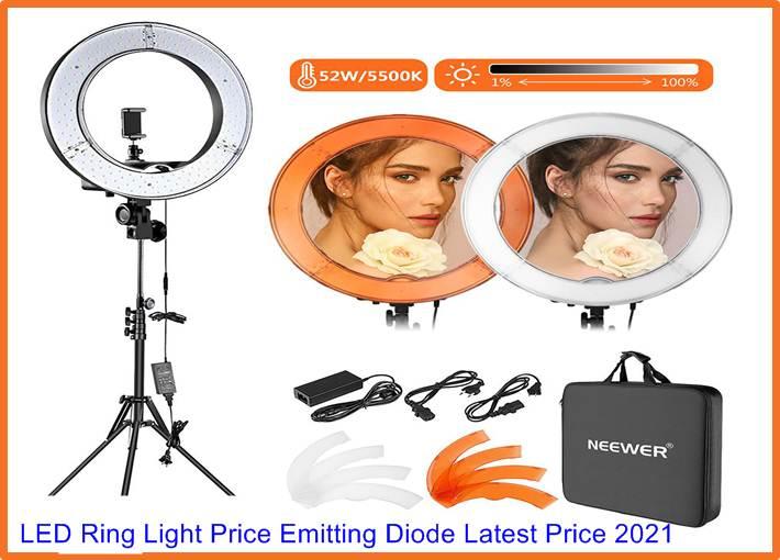 Ring Light Price