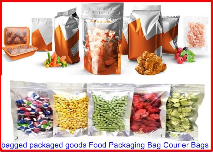 bagged packaged goods