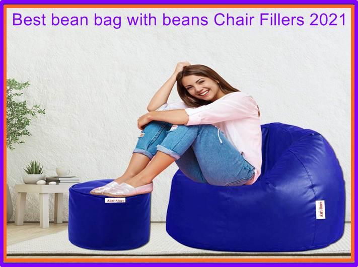 bean bag with beans